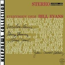 Bill Evans-Everybody Digs Bill Evans (Keepnews Collection) CD NUOVO