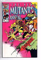 New Mutants (1983 1st Series) Annual #2 VF+ 8.5