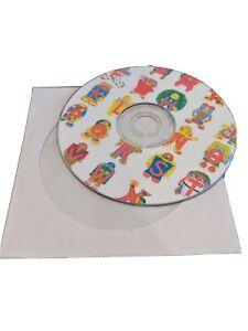 Letter People GIANT Worksheet & SONGS CD (Over 500+ Printables) Original Edition