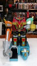 2002 BANDAI ISIS MEAGZORD JUMBO POWER RANGERS WILD FORCE