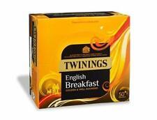 Twinings English Breakfast Envelope 1 x 50 tea bags