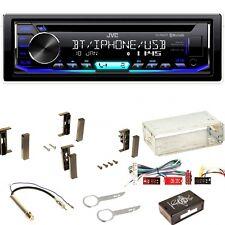 JVC KD-R992BT Bluetooth MP3 WMA AOA FLAC CD Einbauset für Audi A3 8L