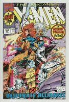 The Uncanny X-Men #281 SIGNED by Art Thibert (Marvel, 1991)