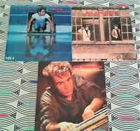"""3 X Nik Kershaw  7 """" Singles  All Picture Sleeves All Vinyl Excellent Post Free"""