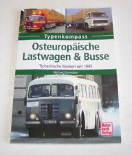 Osteuropäische Lastwagen und Busse - Skoda, Tatra, Liaz, Avia, Karosa, Praga