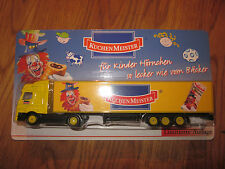 Cake Masters Advertising Truck Candy Sweets Lorry Model OVP Children-Squirrel