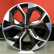 ORIGINAL NEUw Audi RSQ8 RS Q8 23 Zoll Felgen Alufelgen 4M8601025AH Anthrazit