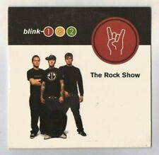 BLINK 182 THE ROCK SHOW PROMO CD COMPACT DISC SINGLE