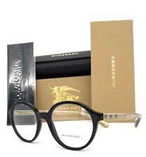BURBERRY BE2254 3001 Black 51mm Eyeglasses
