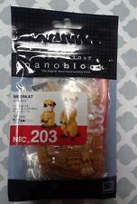Nanoblock Meerkat Building Kit 120 Piece