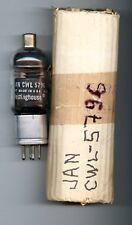 5796 - WESTINGHOUSE - THYRATRON   ( ELECTRONIC TUBE  )  NOS   NO BOX