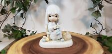 Precious Moments Jesus is Coming Soon ©1985 Samuel J. Butcher Enesco Pn 12343
