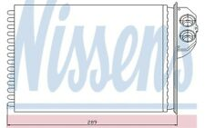 NISSENS Radiador de calefacción PEUGEOT 307 72943