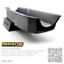 AEROFLOW 6.5L HIGH VOLUME SUMP CHEV V8 307-327-350 MOTOR [HOLDEN HQ-HJ-HX-HZ-WB]