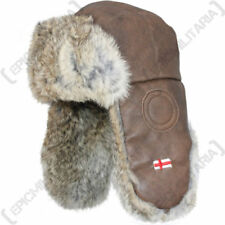Leather Winter Hats for Men