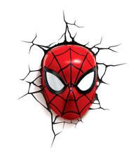 Iluminación de plástico para niños, Spider-Man