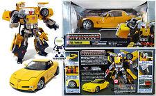 Takara g1 Transformers BT 06 bintaltech Tracks Yellow Version En parfait état, dans sa boîte scellée SOLD AS Lacs