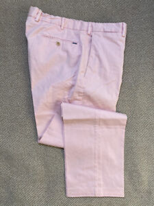 POLO Ralph Lauren - PINK COTTON CHINOS - SIZE 34""
