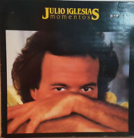JULIO IGLESIAS - MOMENTOS - [LP VINILO]