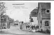 CP Allemagne Deutchland - Truppenlager Ohrdruf - Kaiserstrasse - Haupteingang