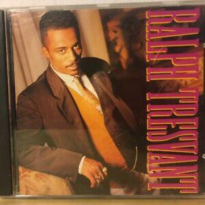 Ralph Tresvant CD