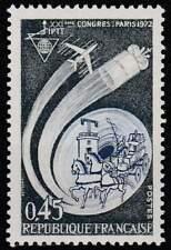 Frankrijk postfris 1972 MNH 1801 - Postcongres Parijs