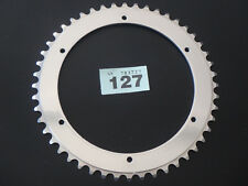 "NOS - UNBRANDED - ALUMINUM Road Chainring 48t 3/32"" 2,38mm 157 BCD"
