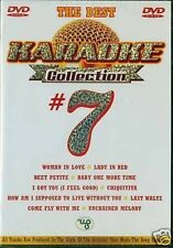 Karaoke Collection #7 The Best DVD NEW & Original Packaging D43