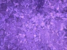 Island Batik Drizzle 121609485 Lavender Petal Bursts on Purple 1//2 yd