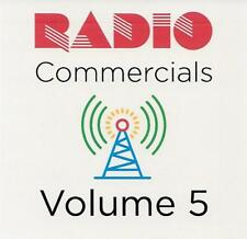 Radio Spots - Commercials - Volume 5 - Like New Cd
