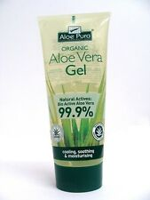 Aloe Pura Organic Aloe Vera Skin Treatment Healing Gel 100ml