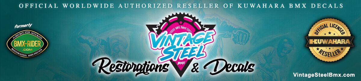 Vintage Steel Restorations & Decals