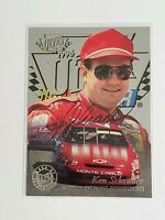 Ken Schrader Auto 1996 Fleer Ultra Black Ink Autograph