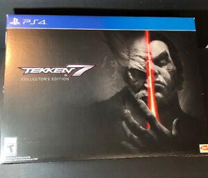 Tekken 7 [ Collector's Edition ]  (PS4) NEW