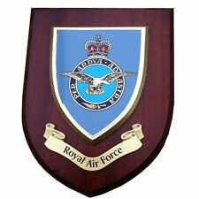 RAF Wall Plaque UK Made for MOD Royal Air Force Military