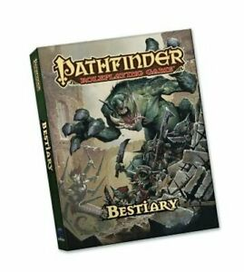 Pathfinder Roleplaying Game: Bestiary (Pocket Edition) by Jason Bulmahn: New