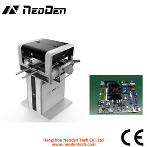 CE SMD Pick and Place Machine for PCB prototype with 30 feeders with 9 free-EW