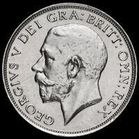 1911 George V Silver Shilling, EF