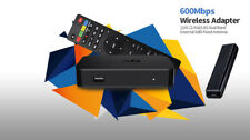 Infomir MAG322 MAG 322 Digital Media Streamer stalker STB 3D+Dual band 600m