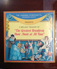 The Greatest Broadway Show Music Of All Time - Record Collection (8)