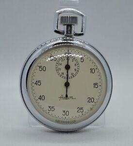 Vintage Stopwatch Mechanical AGAT Soviet USSR