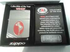 Zippo® Windy GIRL COTY Collectible of the Year limited Edition  Neu ovp LTD