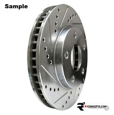 Brand New R1 Concepts EDS.44129 R Disc Brake Rotor