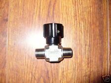 "Swagelok SS-16DPM6     3/8""MIP non-rotating stem valve"