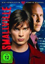 Smallville Staffel 5 * Superman DVD Box NEU OVP