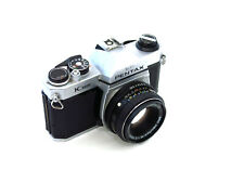 Pentax K1000 35mm Slr Film Camera w/50mm f2.0 Smc-M lens