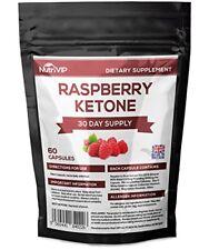 Raspberry Ketone  60 Capsules  1000mg Raspberry Ketones  Super Strength  UK