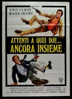 Manifesto The Persuaders Beware IN Quei Due Back Together Moore M69