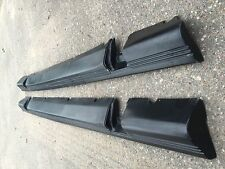 New Brand side skirts M5 m tech m535 style sideskirt spoiler side cover technik