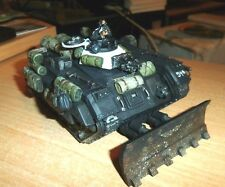 Warhammer 40k Imperial Guard Chimera Pro Painted & CONSTUCTED FORGEWORLD PARTS